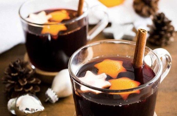 Согревающие напитки для холодной погоды