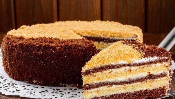Вкусные тортики своими руками в домашних условиях